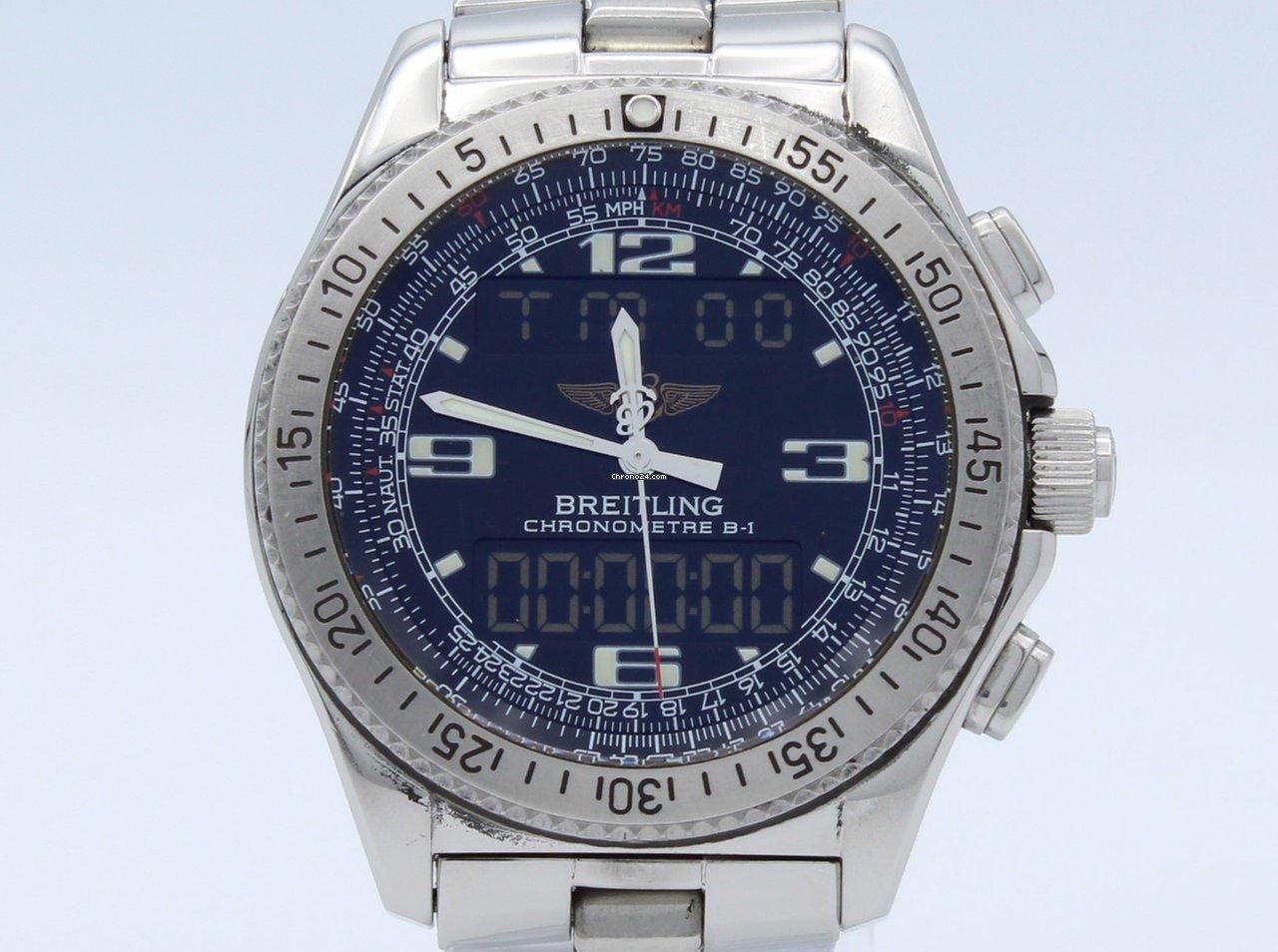 Hodinky Breitling B-1  2d8b8288c4