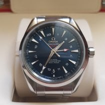 Omega Seamaster Aqua Terra 150 M  Co-Axial GMT 43mm