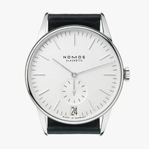 NOMOS Orion Datum Steel 38mm