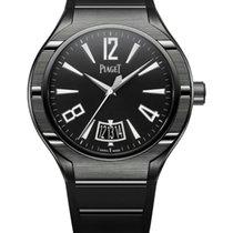 Piaget Polo FortyFive Titanium 45mm Black Arabic numerals United States of America, New York, Greenvale