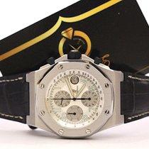 Audemars Piguet Royal Oak Offshore Chronograph Acciaio 42mm Senza numeri Italia, Parete