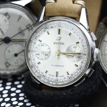 Enicar Chronograph 17 Jewels