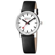 Mondaine Evo2 stainless steel quartz watch