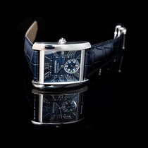 Cartier Tank MC Steel 34.3mm Blue United States of America, California, San Mateo