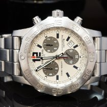 Breitling Colt Chronograph II Steel White