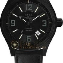 Ball Fireman Racer Acero 43mm Negro