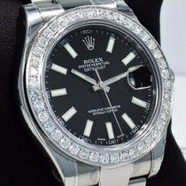 Rolex Datejust II Acero 41mm Negro
