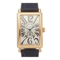 Franck Muller Long Island 25mm Yellow gold