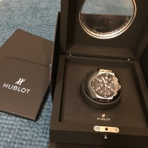 Hublot Big Bang 44 mm Acero 44mm Negro Árabes España, madrid