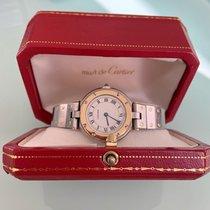 Cartier Santos (submodel) occasion 27mm Or/Acier
