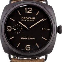 Panerai Radiomir Black Seal 3 Days Automatic PAM 00505 2016 new