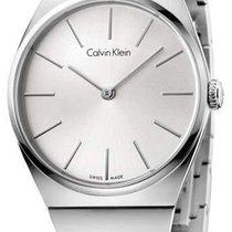 ck Calvin Klein Ατσάλι 33mm Χαλαζίας M K6C2X146 καινούριο