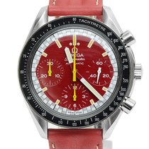 Omega Speedmaster Reduced 3810.61.41 pre-owned