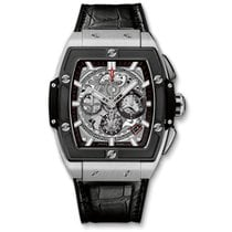 Hublot Spirit of Big Bang Titanio 42mm Transparente Sin cifras España, España
