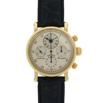 Chronoswiss Oro giallo 38mm Manuale CH-7221