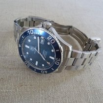 TAG Heuer Aquaracer 300M Acier 41mm France, CUCQ