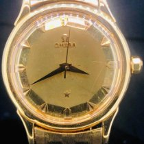 Omega Or jaune 35mm Remontage automatique 2782 / 2799 / SC occasion