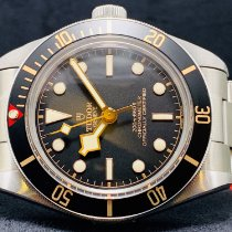 Tudor Black Bay Fifty-Eight Steel 39mm Black No numerals