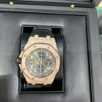 Audemars Piguet Royal Oak Offshore Chronograph new 2017 Automatic Chronograph Watch with original box and original papers 26470ST.OO.A027CA.01
