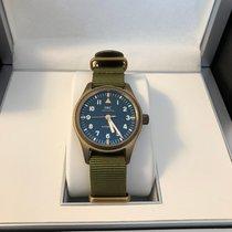 IWC Pilot's Watch Automatic 36 Bronce 36mm Verde Árabes