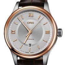 Oris Classic 42mm Silver