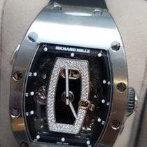 Richard Mille RM037 Bjelo zlato RM 037 nov