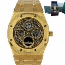 Audemars Piguet Royal Oak Perpetual Calendar Yellow gold 39mm United States of America, New York, Massapequa Park