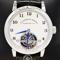 A. Lange & Söhne Platinum 39.5mm Manual winding 730.025 new United States of America, Florida, Boca Raton