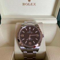 Rolex Explorer 214270 2010 rabljen