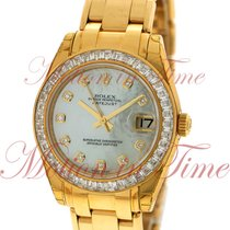 Rolex Pearlmaster 81308BR pre-owned