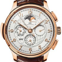 IWC Portuguese Grande Complication Rose gold Silver