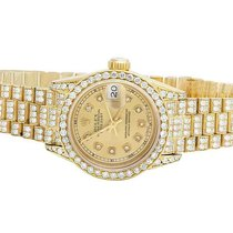 Rolex Lady-Datejust 26mm Champagne