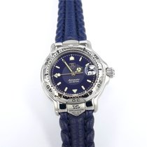 TAG Heuer 6000 Automatic Blue Dial