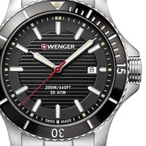 Wenger 01.0641.118 Seaforce Herren 43mm 20ATM