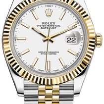 Rolex Datejust Rolex 126333 Datejust 41mm White Index Dial Jubilee Band 2020 new