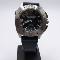 Schaumburg Steel 43mm Automatic AQM II pre-owned