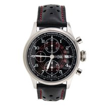 Davosa 16100756 RALLYE PILOT SWISS MADE AUTOMATIC CHRONO 10 ATM