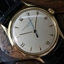 Vacheron Constantin 34mm Cuerda manual 1944 usados Blanco