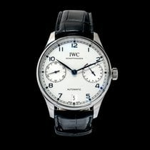 IWC Portuguese Automatic Steel United States of America, California, San Mateo