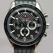 Omega Full Set - Michael Schumacher Speedmaster Coaxial Legend