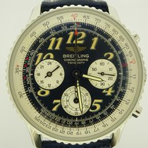 Breitling Navitimer twin 60 blue edition