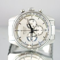 Zenith El Primero 36'000 VpH with Box and Papers