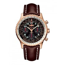 Breitling Navitimer Cosmonaute Pink Gold