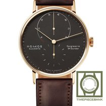 NOMOS Rose gold 39mm Manual winding 954 new