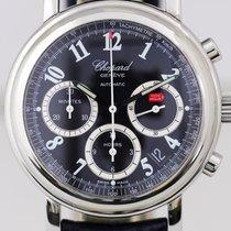Chopard Mille Miglia Chronograph 8331 black Dial 39mm Glasbode...