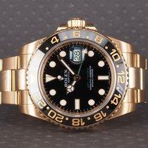 Rolex GMT-Master II 18K 116718LN