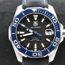 TAG Heuer Aquaracer 300M neu 2018 Automatik Uhr mit Original-Box und Original-Papieren WAY211B.FC6363