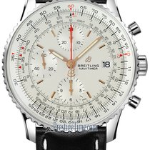 Breitling a13324121g1x2 Steel 2021 Navitimer Heritage 41mm new United States of America, New York, Airmont