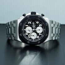 Audemars Piguet Royal Oak Offshore Chronograph Stål 42mm Svart Arabiska Sverige, Göteborg