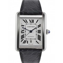 Cartier pre-owned Automatic 31mm Silver 3 ATM